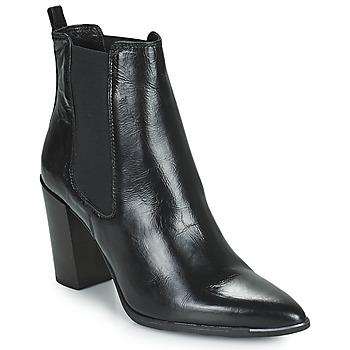Schuhe Damen Low Boots Minelli CERIKA Schwarz