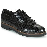 Schuhe Damen Derby-Schuhe Minelli SOLENNA Schwarz