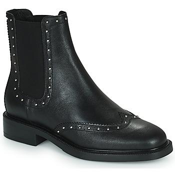 Schuhe Damen Boots Minelli GERINA Schwarz