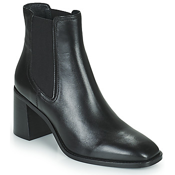 Schuhe Damen Low Boots Minelli IRINA Schwarz