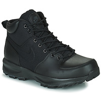 Schuhe Herren Sneaker High Nike NIKE MANOA Schwarz