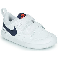 Schuhe Kinder Sneaker Low Nike NIKE PICO 5 (TDV) Weiss / Blau