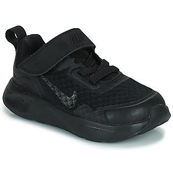 Schuhe Kinder Multisportschuhe Nike NIKE WEARALLDAY (TD) Schwarz