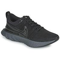Schuhe Herren Laufschuhe Nike NIKE REACT INFINITY RUN FK 2 Schwarz
