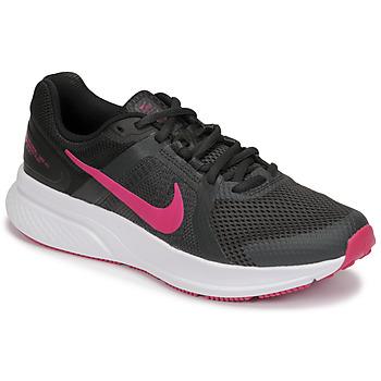 Schuhe Damen Laufschuhe Nike W NIKE RUN SWIFT 2 Grau / Rot