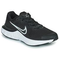 Schuhe Kinder Laufschuhe Nike NIKE RENEW RUN 2 (GS) Schwarz / Weiss