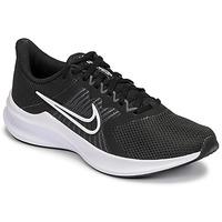 Schuhe Damen Laufschuhe Nike WMNS NIKE DOWNSHIFTER 11 Schwarz / Weiss