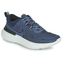 Schuhe Herren Laufschuhe Nike NIKE REACT MILER 2 Blau