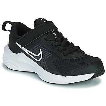 Schuhe Kinder Laufschuhe Nike NIKE DOWNSHIFTER 11 (PSV) Schwarz / Weiss
