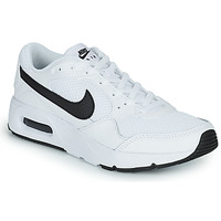 Schuhe Kinder Sneaker Low Nike NIKE AIR MAX SC (GS) Weiss / Schwarz