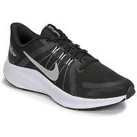 Schuhe Damen Laufschuhe Nike WMNS NIKE QUEST 4 Schwarz / Weiss