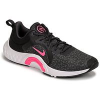 Schuhe Damen Multisportschuhe Nike W NIKE RENEW IN-SEASON TR 11 Schwarz / Rose