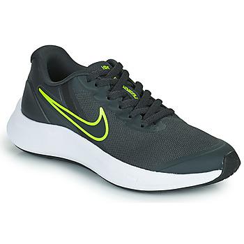 Schuhe Kinder Laufschuhe Nike NIKE STAR RUNNER 3 (GS) Grau