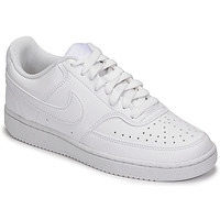Schuhe Damen Sneaker Low Nike W NIKE COURT VISION LO NN Weiss