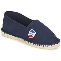 Schuhe Leinen-Pantoletten mit gefloch 1789 Cala UNIE MARINE Marine