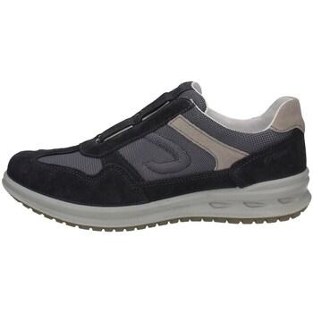 Schuhe Herren Slip on Grisport 43045V25 U BLAU