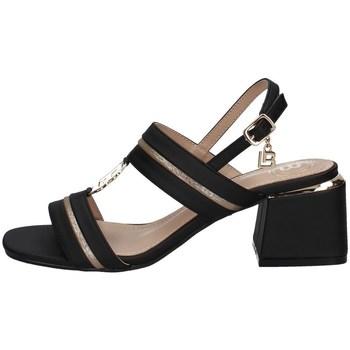 Schuhe Damen Sandalen / Sandaletten Laura Biagiotti 6755 SCHWARZ