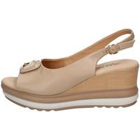 Schuhe Damen Sandalen / Sandaletten Repo 20428 BEIGE