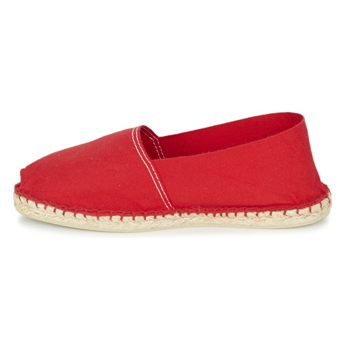 1789 Cala Schuhe UNIE ROUGE Rot  Schuhe Cala Leinen-Pantoletten mit gefloch Herren 27,99 d4fbe6