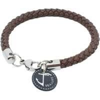 Uhren & Schmuck Herren Armbänder Seajure Armband Corsica Braun