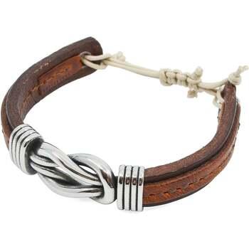 Uhren & Schmuck Herren Armbänder Seajure Armband Capri Braun