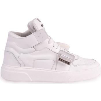 Schuhe Herren Sneaker High Takeshy Kurosawa  Weiss