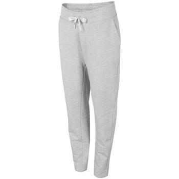 Kleidung Damen Hosen 4F SPDD015 Grau