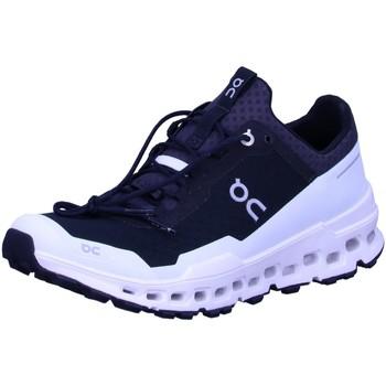 Schuhe Herren Laufschuhe On Sportschuhe CLOUDULTRA 44.99543 black white schwarz
