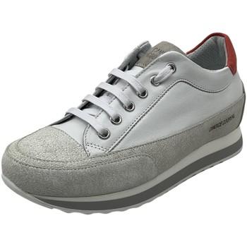 Schuhe Damen Sneaker Low Candice Cooper Schnuerschuhe 0012015811.04.1B30 grau