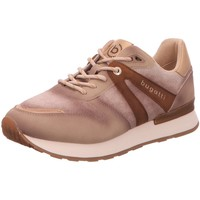 Schuhe Damen Sneaker Low Bugatti Schnürhalbschuh 432-A4302-5450 5381 beige