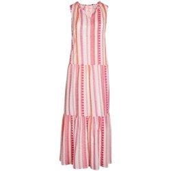 Kleidung Damen Maxikleider Lieblingsstück Accessoires Bekleidung EssieL 21057602 orange