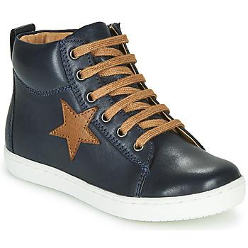 Schuhe Jungen Sneaker High GBB KANY Blau