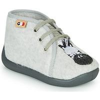 Schuhe Kinder Hausschuhe GBB APOLOCHON Grau