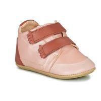 Schuhe Mädchen Hausschuhe Easy Peasy IRUN B Rose