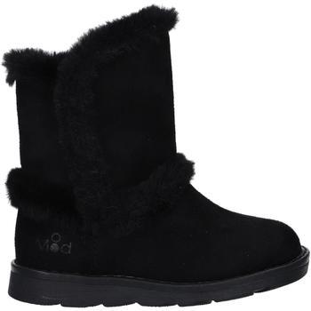 Schuhe Mädchen Schneestiefel Mod'8 831862-10 ALDOUX Negro