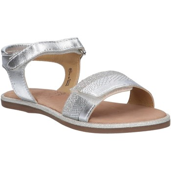 Schuhe Mädchen Sandalen / Sandaletten Mod'8 864260-30 PAGANISA Plateado