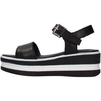 Schuhe Damen Sandalen / Sandaletten Pregunta PQ6603661 SCHWARZ