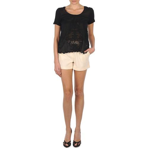 Kleidung Damen Shorts / Bermudas Stella Forest YSH003 Naturfarben