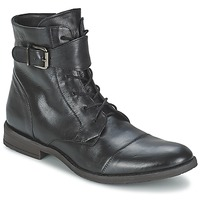 Schuhe Damen Boots Balsamik EMA Schwarz