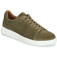 Schuhe Herren Sneaker Low Pellet OSCAR Kaki