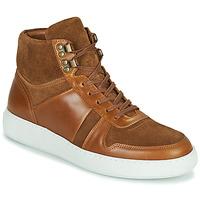 Schuhe Herren Sneaker High Pellet ODIN Braun