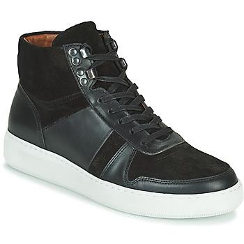 Schuhe Herren Sneaker High Pellet ODIN Schwarz
