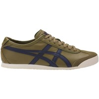 Schuhe Herren Sneaker Low Onitsuka Tiger Mexico 66 D4J2L-8658 grün