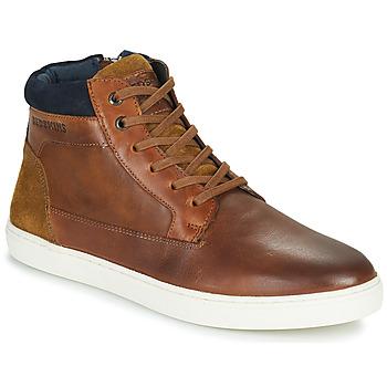 Schuhe Herren Sneaker High Redskins FILAIRE Cognac