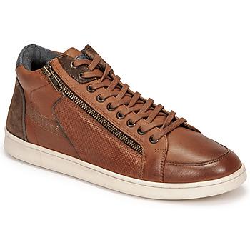Schuhe Herren Sneaker High Redskins DYNAMIC Cognac