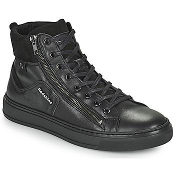 Schuhe Herren Sneaker High Redskins HOPESO Schwarz