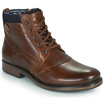 Schuhe Herren Boots Redskins NOYANT Cognac