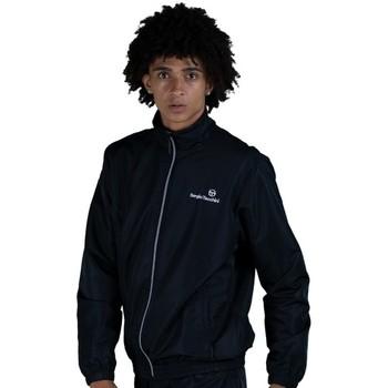 Kleidung Herren Trainingsjacken Sergio Tacchini Veste  Carson 021 black/white