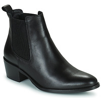 Schuhe Damen Boots Fericelli PAMINA Schwarz