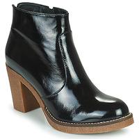 Schuhe Damen Low Boots Fericelli PARMIN Schwarz